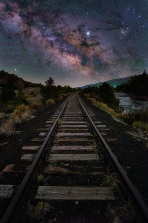 The Milky Way Express